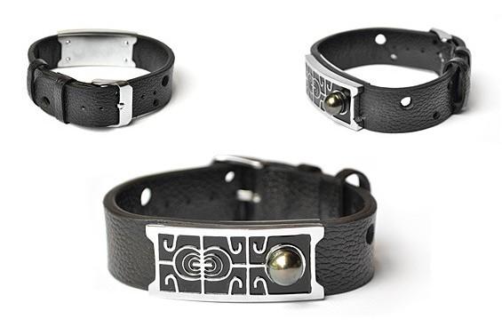 """Bracelet Homme """"Force Maohi"""""""