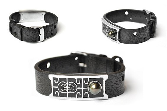 """Force Maohi"" Men Bracelet"